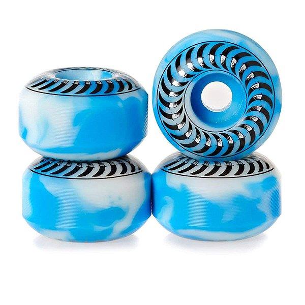 RODAS SPITFIRE CLASSICS BLUE/WHITE SWIRL 51MM 99A