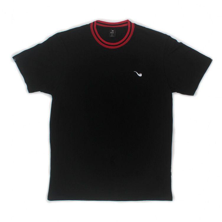 Camiseta Blaze Supply Pipe Collar Preta