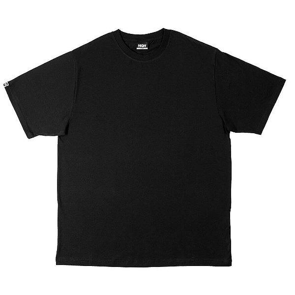 CAMISETA HIGH COMPANY BASIC BLACK