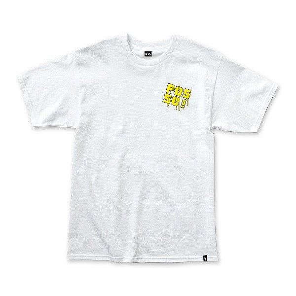 Camiseta Posso Pizza Tee - White