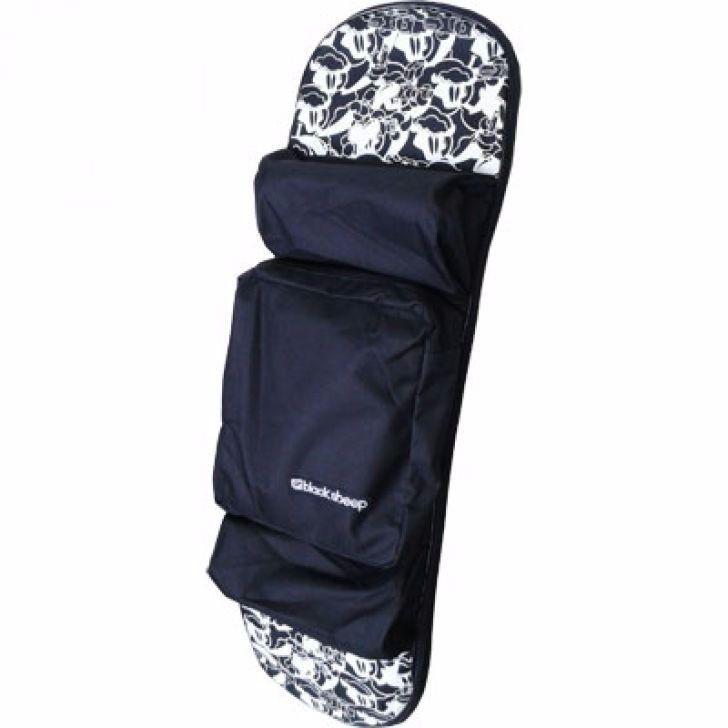 Mochila Black Sheep Skate Bag - Preta