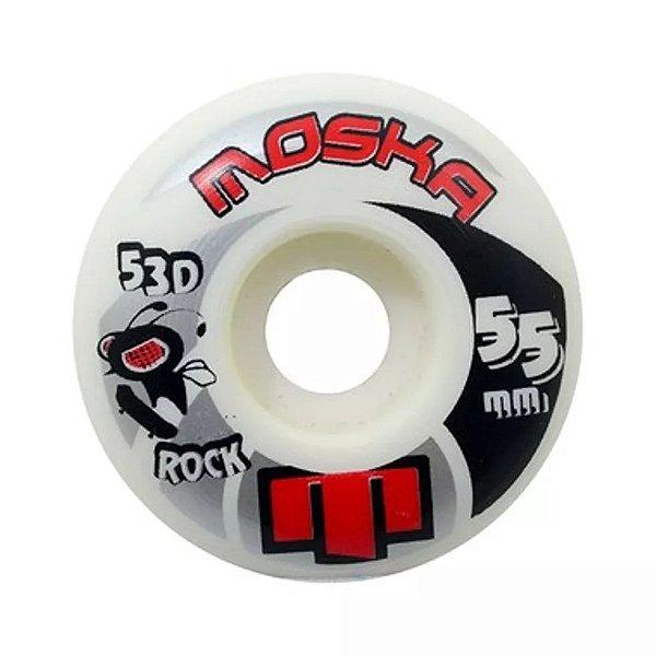 Roda Moska Rock 55mm 53D