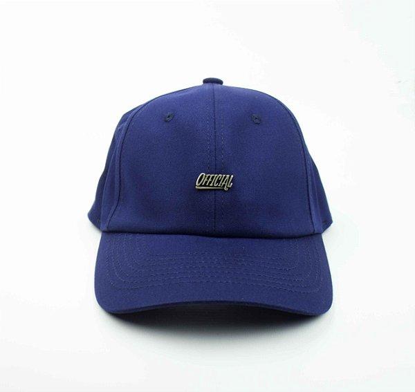 Boné  Dad Hat Aba curva Official Blue