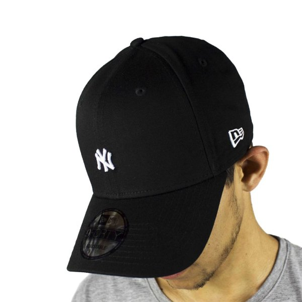 BONE NEW ERA 940 NEW YORK YANKEES MLB - BLACK