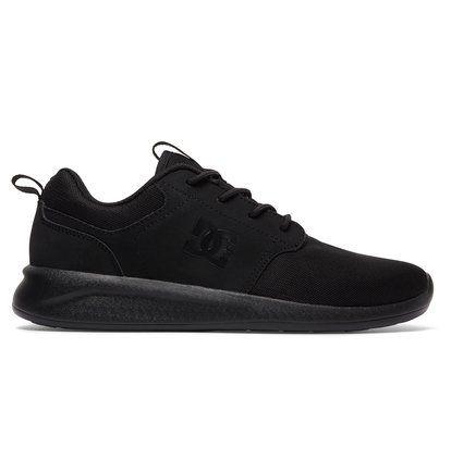 Tênis Dc Shoes Midway - BLACK/BLACK