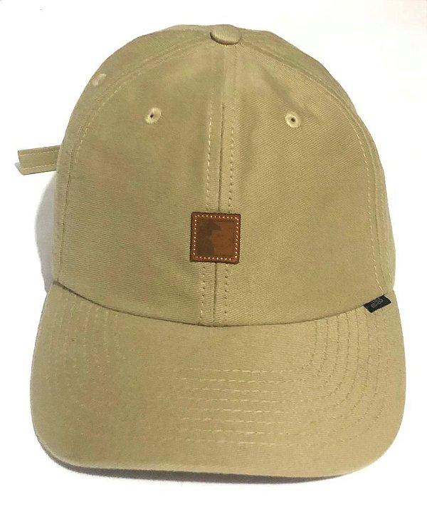 Boné Lost Aba Curva Strapback Dad Hat Caramelo