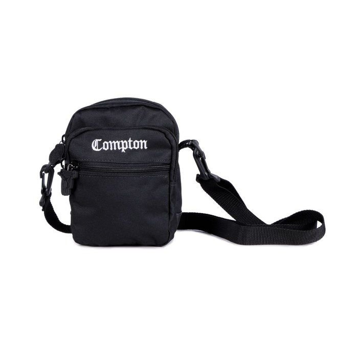 SHOULDER BAG CHRONIC COMPTON - PRETA