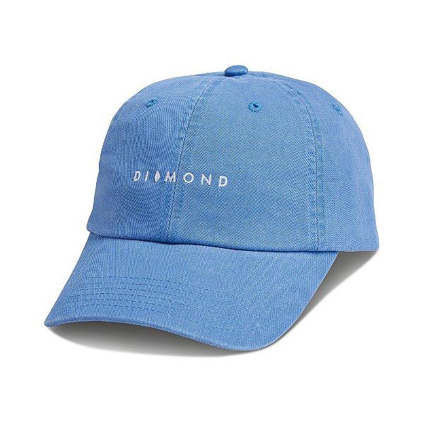 BONÉ DAD HAT DIAMOND MARQUISE SPORTS - BLUE