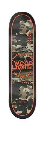 """SHAPE WOOD LIGHT - WoodArmy j 8.0"""" + lixa Grátis"""