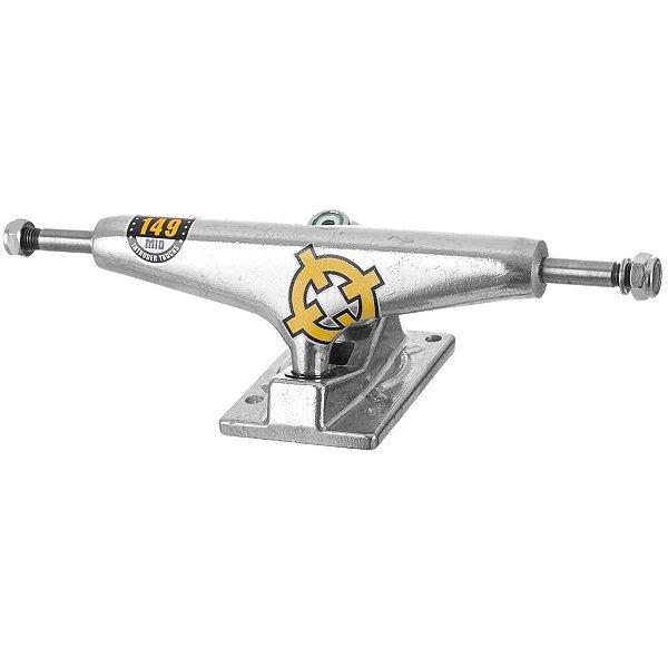 Truck Intruder Hollow Pro Séries Silver Mid 149mm