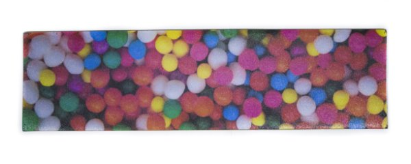 LIXA IMPORTADA EMBORRACHADA  colored balls