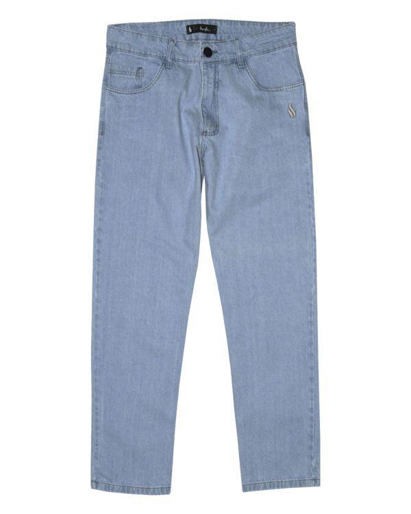 Calça Jeans Simple skt Tradicional Premium Raw