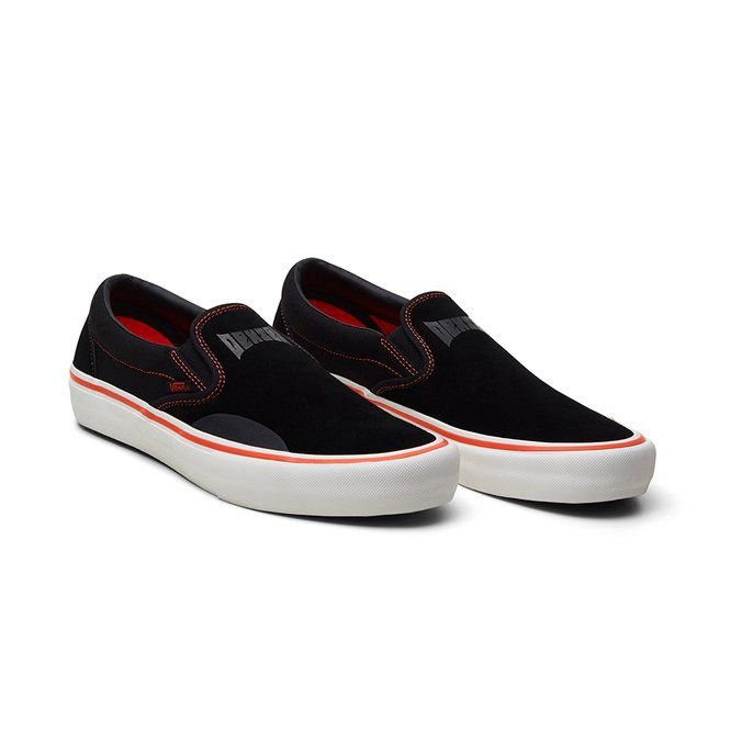 Tênis Vans Slip-On PRO Ricardo Dexter - Exclusivo