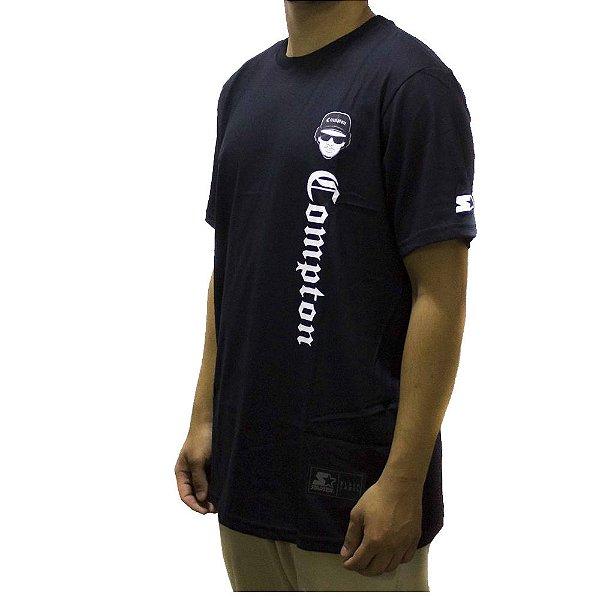 Camiseta Starter Compton EAZY-E Preta