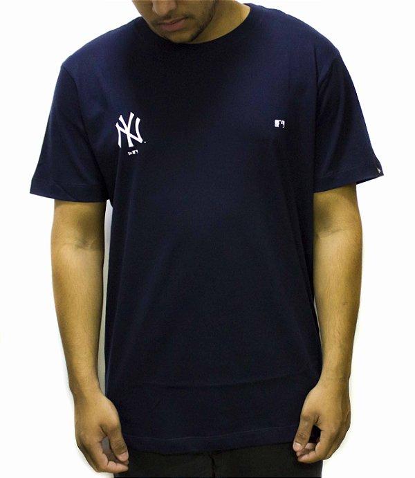 CAMISETA NEW YORK YANKEES MLB - MARINHO