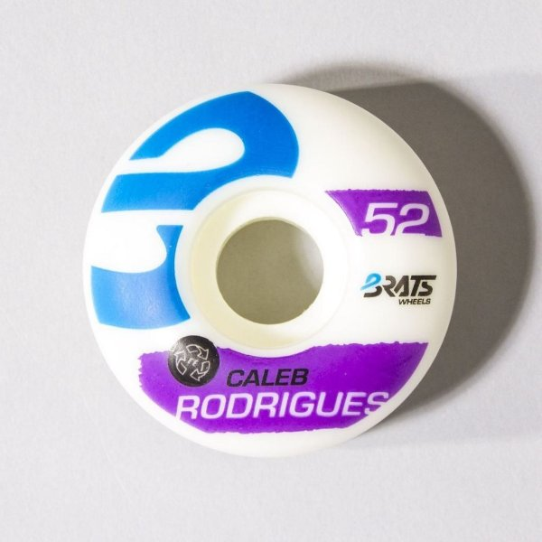 Roda Brats Wheels Pro Model Roberto Souza - 52mm