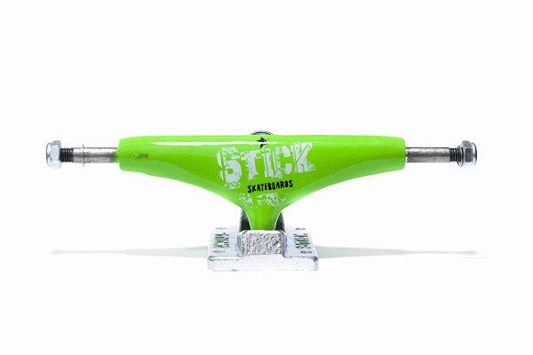 TRUCK STICK PRO 139MM - SILVER/GREEN