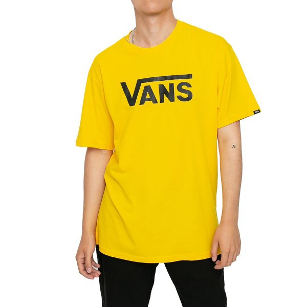 CAMISETA VANS CLASSIC LEMON CHROME