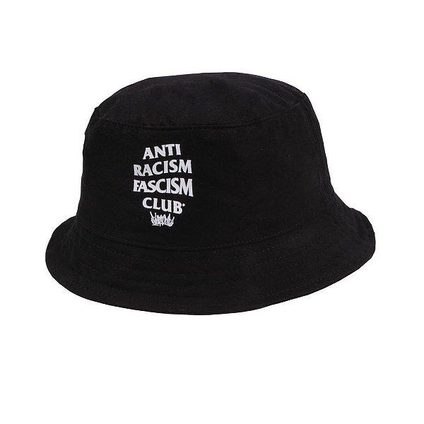 BUCKET HAT CHRONIC CLUB° - PRETO