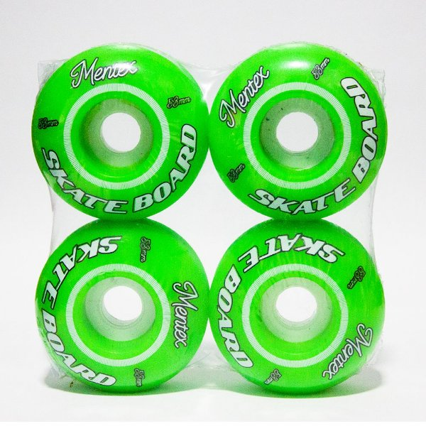 RODA MENTEX 53MM 99A GREEN