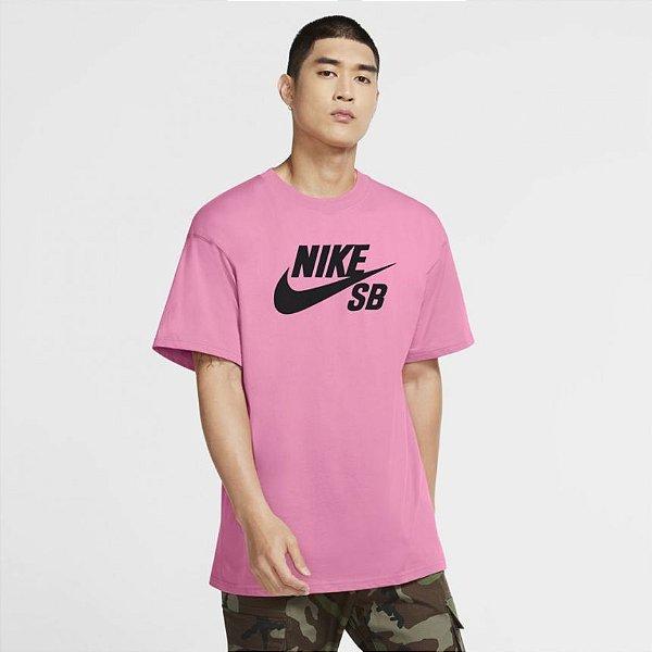 Camiseta Nike SB LOOSE FIT - ROSA