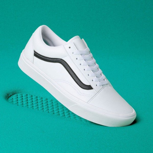 TÊNIS VANS OLD SKOOL COMFYCUSH TRUE WHITE