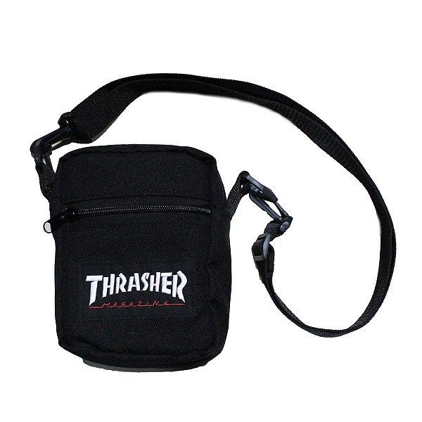 Shoulder Bag Thrasher Magazine Logo Patch