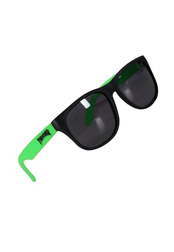 ÓCULOS THRASHER MAG SUNGLASSES UV400 GREEN