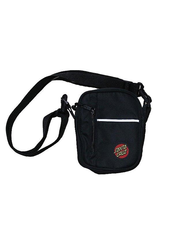 Shoulder Bag Santa Cruz Connect - Preta