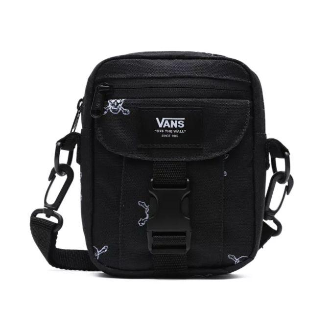 SHOULDER BAG VANS NEW VARSITY BLACK - EXCLUSIVO