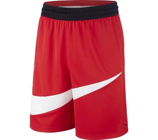 Bermuda Nike Basquete Dri-Fit HBR - RED