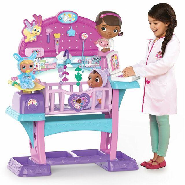Berçário Doutora Brinquedos Infantil Disney Doc Mcstuffins