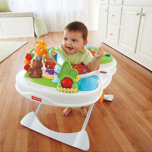 Cadeira de Atividades Snack and Play