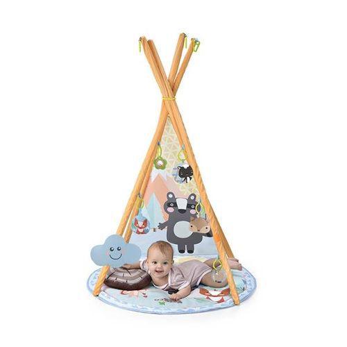 Tapete de Atividades para bebês Camping Multikids Baby