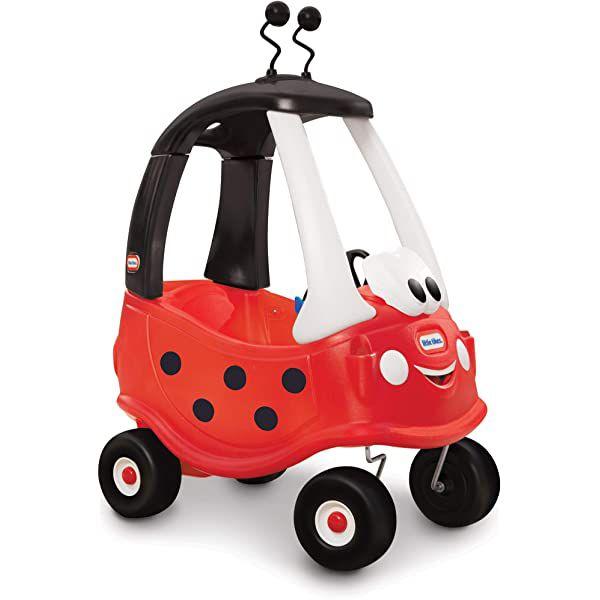 Carro Joaninha Vermelha Cozy Coupe