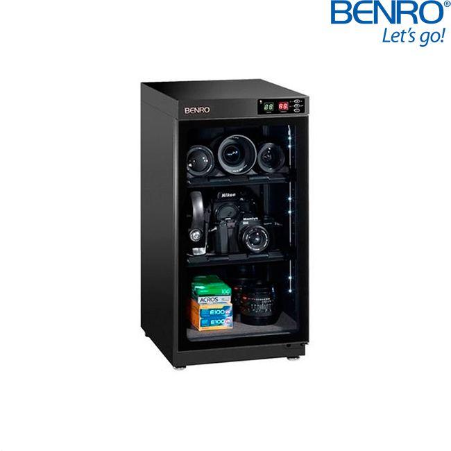 Dry Cabinet Anti Fungos Benro LB-50N Bi-Volt Original