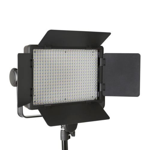 Video Led Light 500C Bicolor 3300-5600K