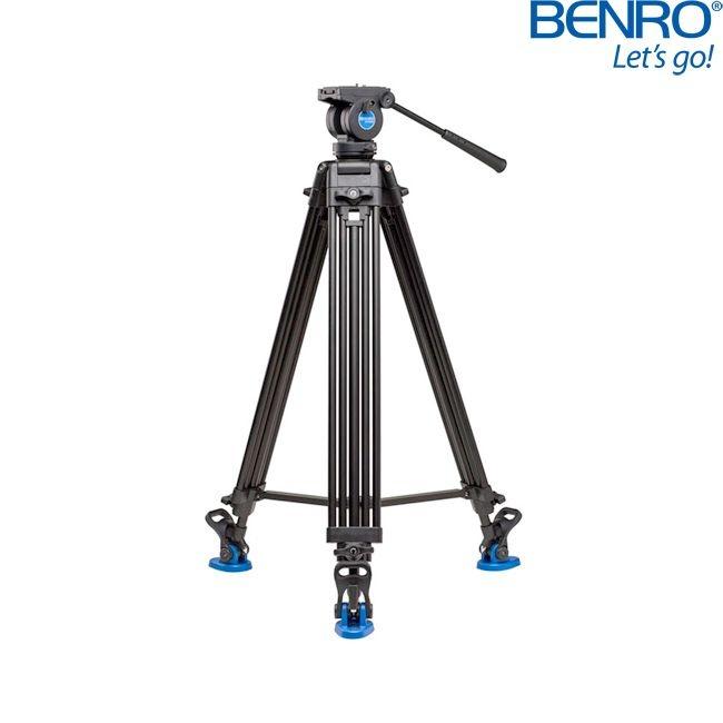 Kit Tripé de Vídeo Benro Modelo KH-26NL