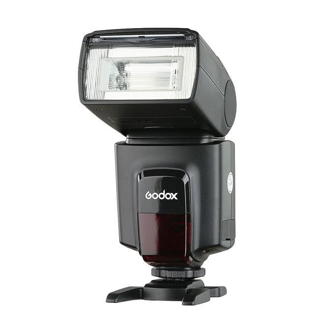 Flash Speedlite Godox TT560 II com Transmissor