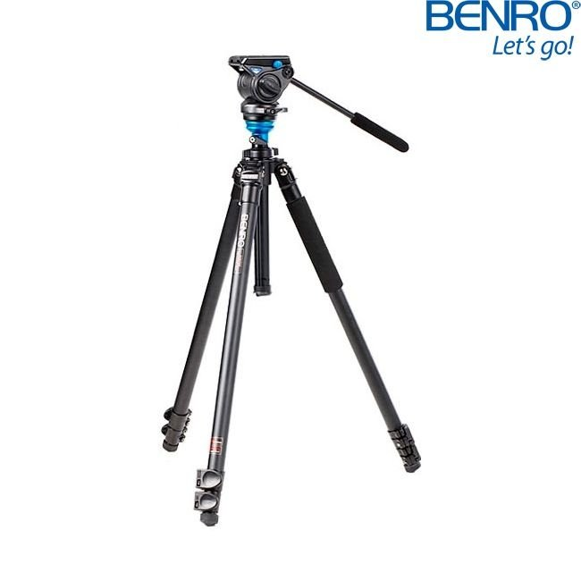 Kit Tripé de Vídeo Benro A2573FS4