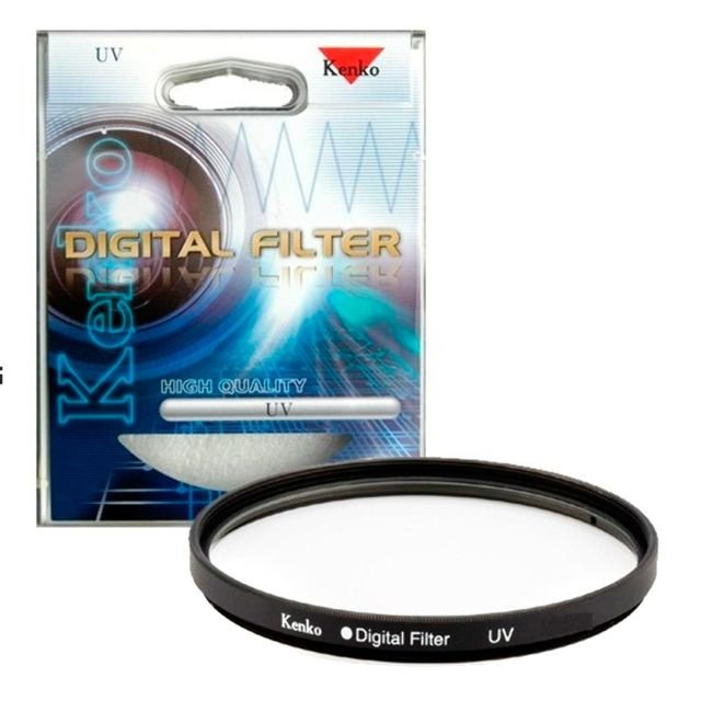 Filtro Kenko UV Digital Filter