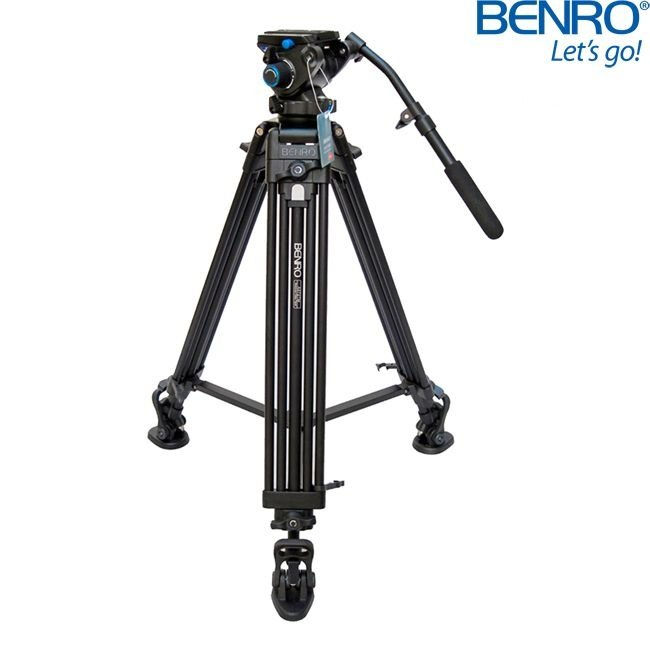 Kit Tripé de Vídeo Pro-S Benro A572TS6