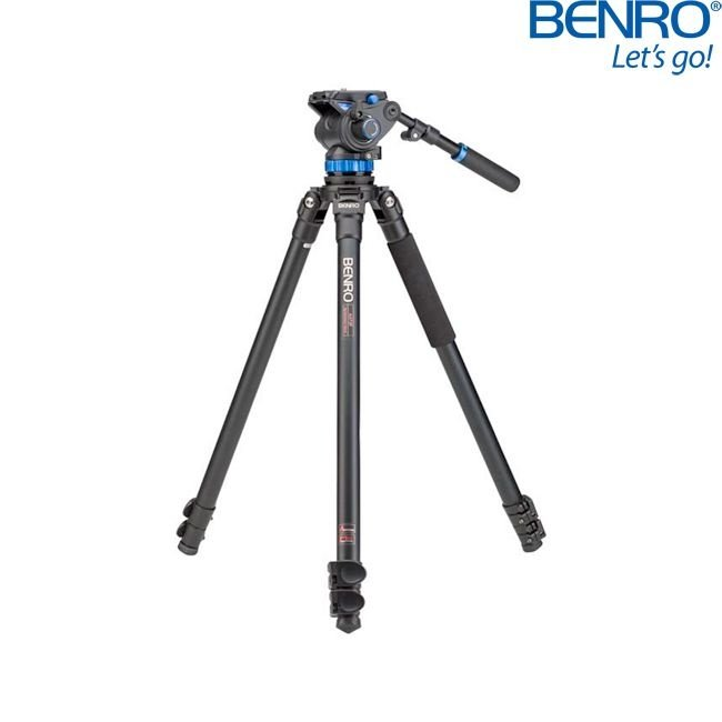 Kit Tripé de Vídeo Pro-S Benro A373FBS7