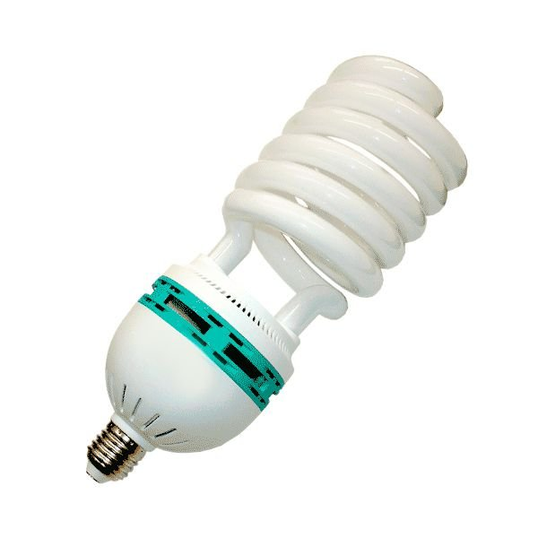 Lâmpada Fluorescente 5500 k - 155watts