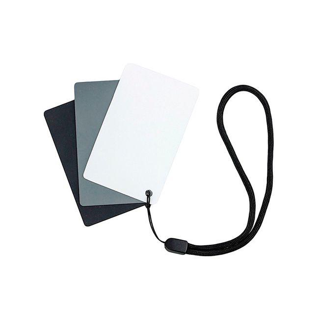 Mini Cartão Cinza JJC GC-2