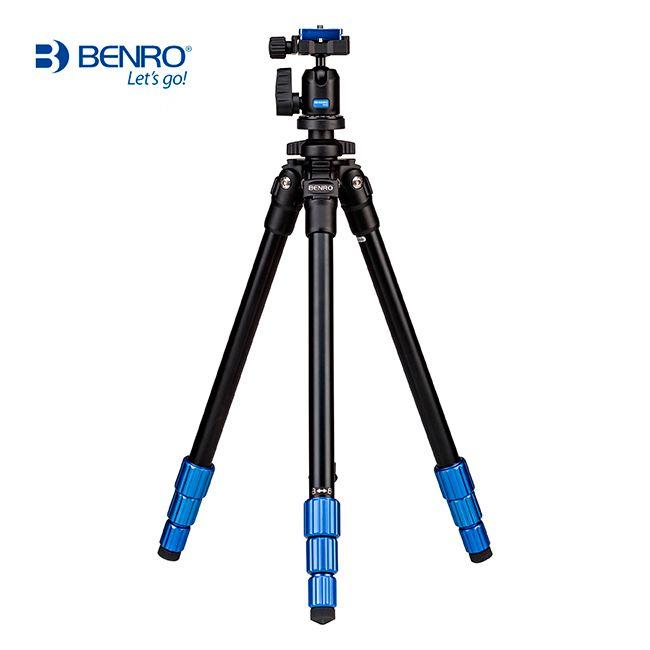 Tripé para Câmeras Compactas Serie SLIM - Modelo TSL08AN00