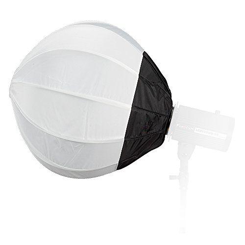 Lanterna Globo Softbox 50 - Encaixe Bowens