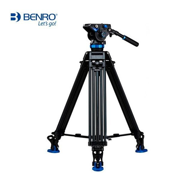 Tripe Video Profissional Benro A573TBS8
