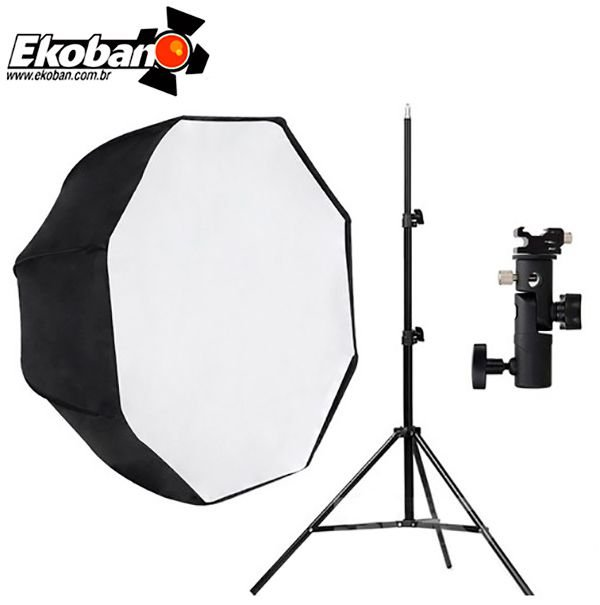 Kit Difusor Octo 80 para Flash Speedlite