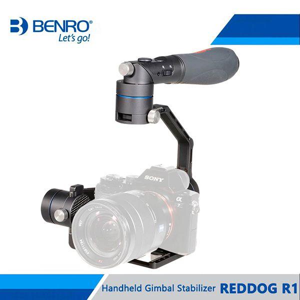 Estabilizador Eletronico Gimbal Benro  RedDog R1